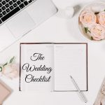The ultimate wedding event checklist