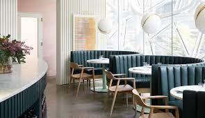 Important elements of restaurant interior design